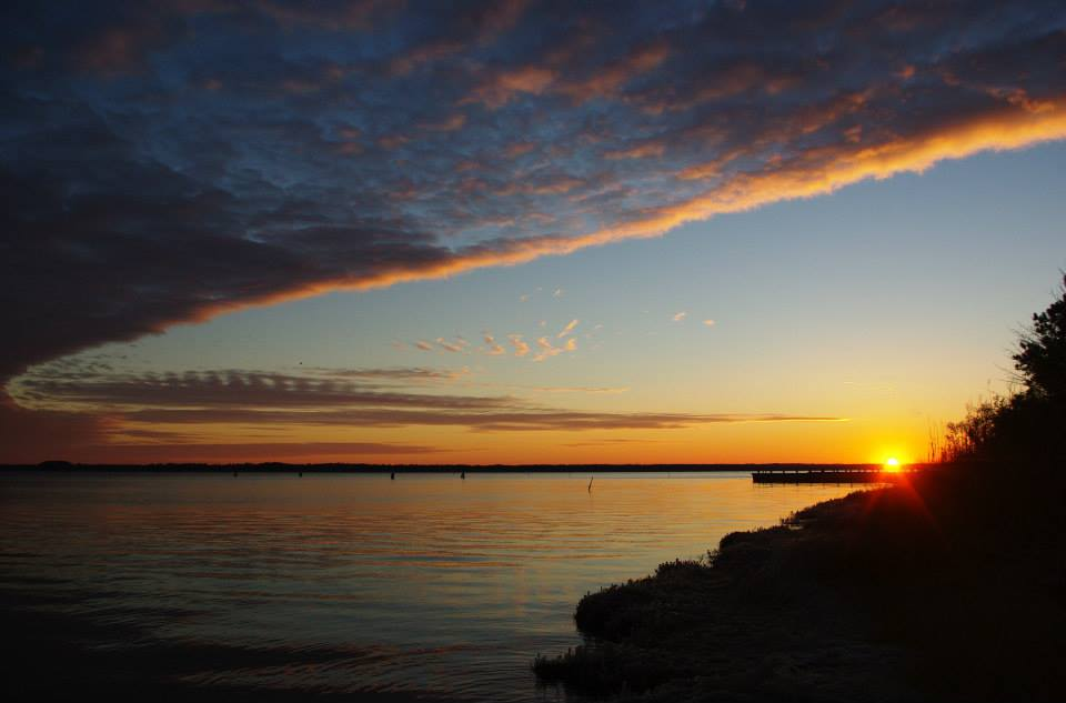 croaker sunrise